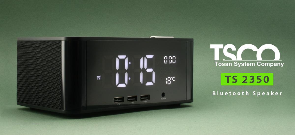 اسپیکر بلوتوث تسکو مدل TS 2350