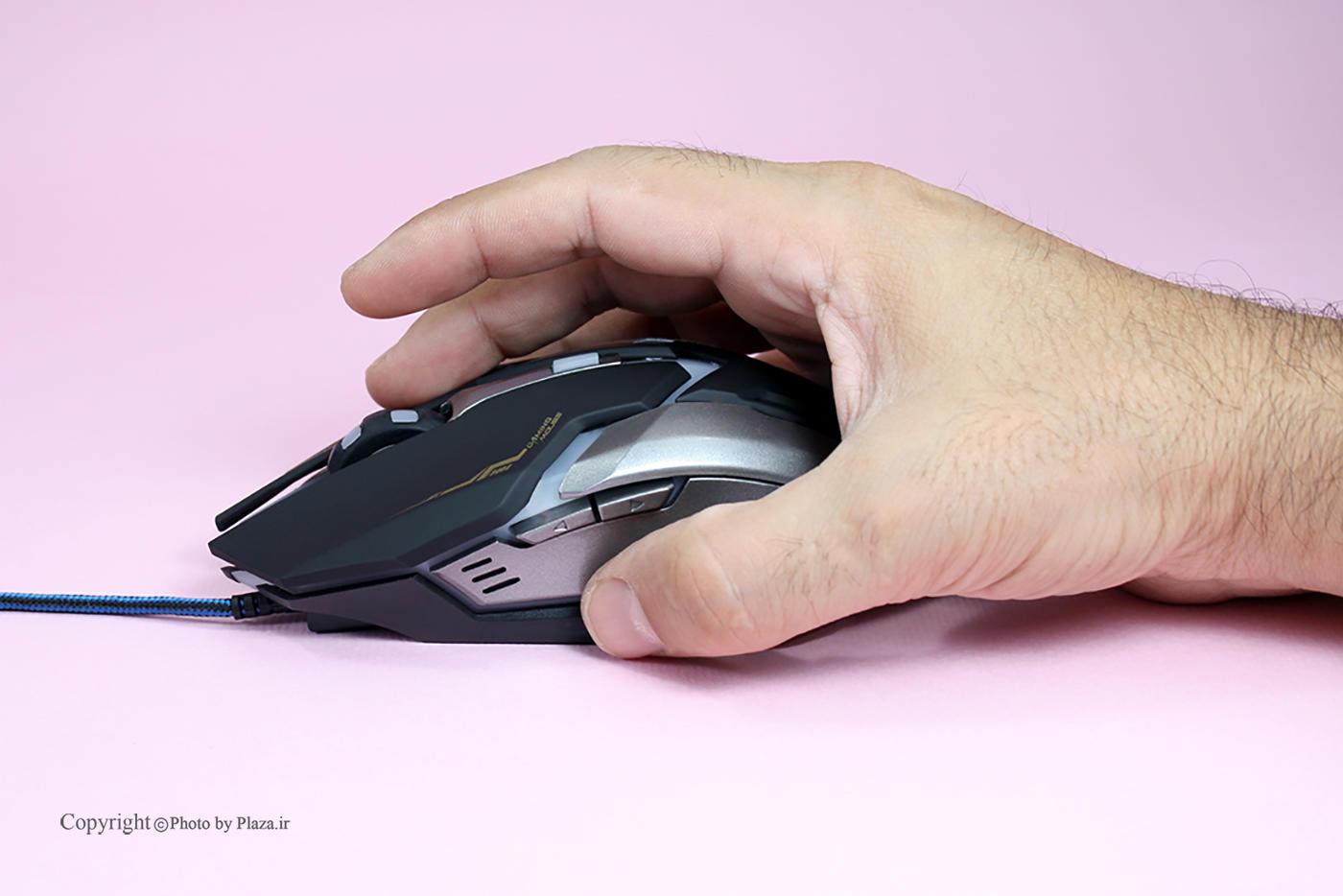 ماوس گیمینگ تسکو مدل TM 2014N