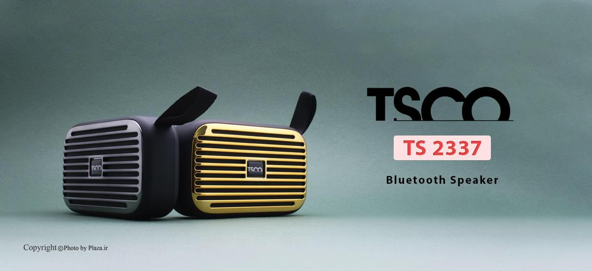 اسپیکر بلوتوث تسکو مدل TS 2337