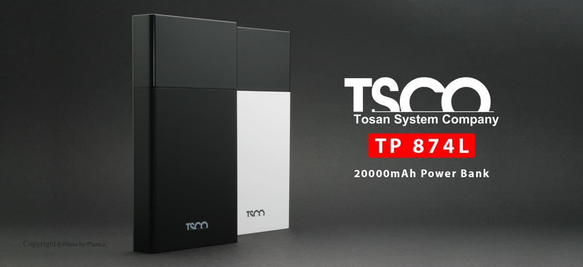 پاوربانک تسکو مدل TP 874L
