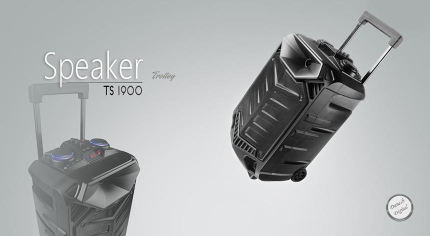 مشخصات اسپیکر تسکو مدل ts 1900