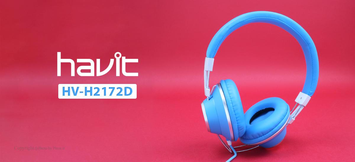 هدست هویت مدل HV-H2172D