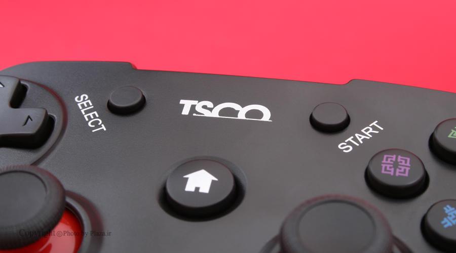 دسته بازی وایرلس تسکو مدل TG 134W