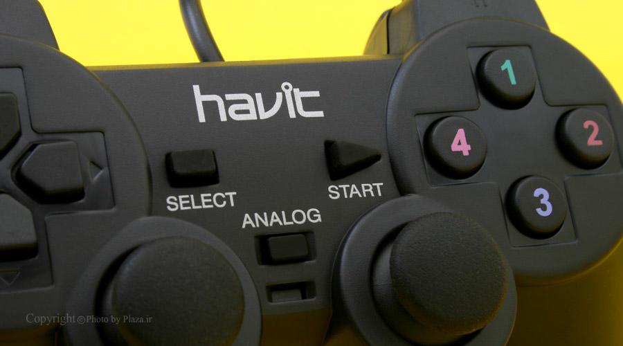 گیم پد هویت مدل HV-G61
