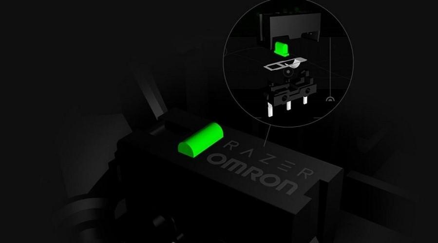 Razer mechanical switch- ماس مخصوص بازی ریزر مدل لنس هد