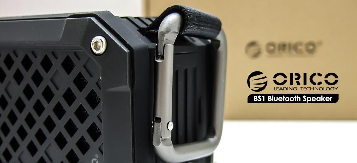 اسپیکر بلوتوث اوریکو مدل BS1