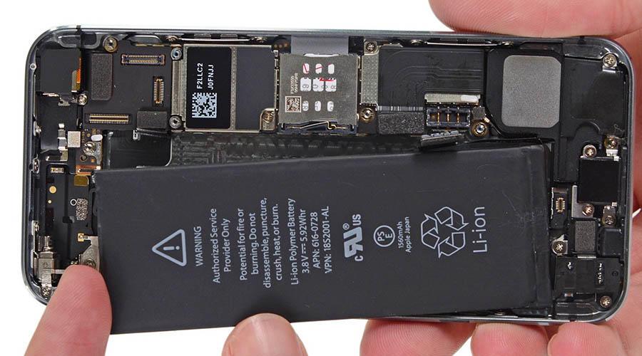 باتری آیفون 5s