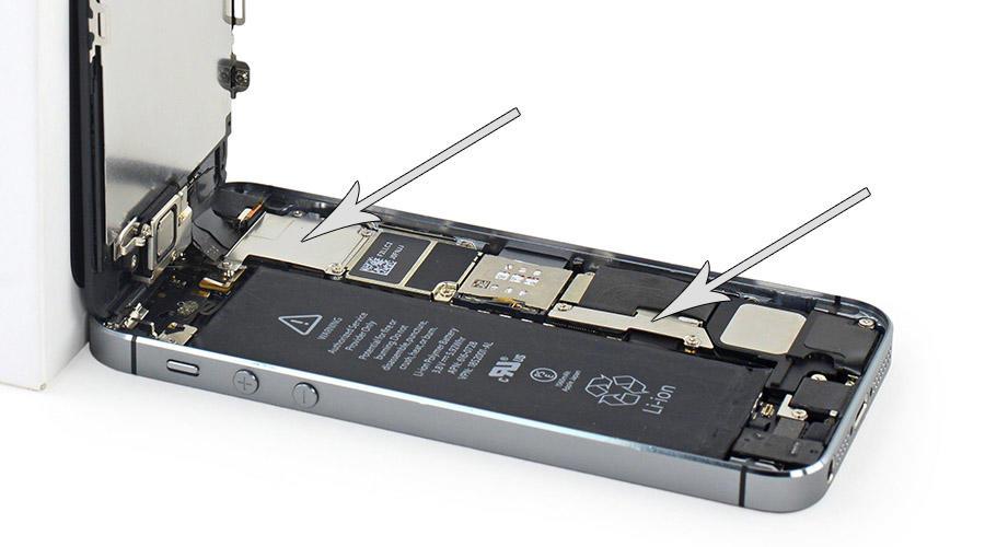 باتری گوشی آیفون 5s