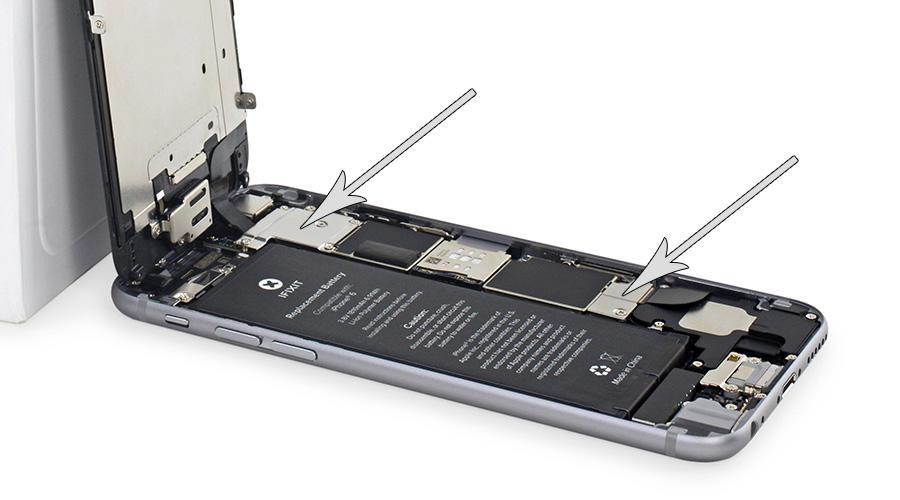 باتری اورجینال اپل آیفون 6