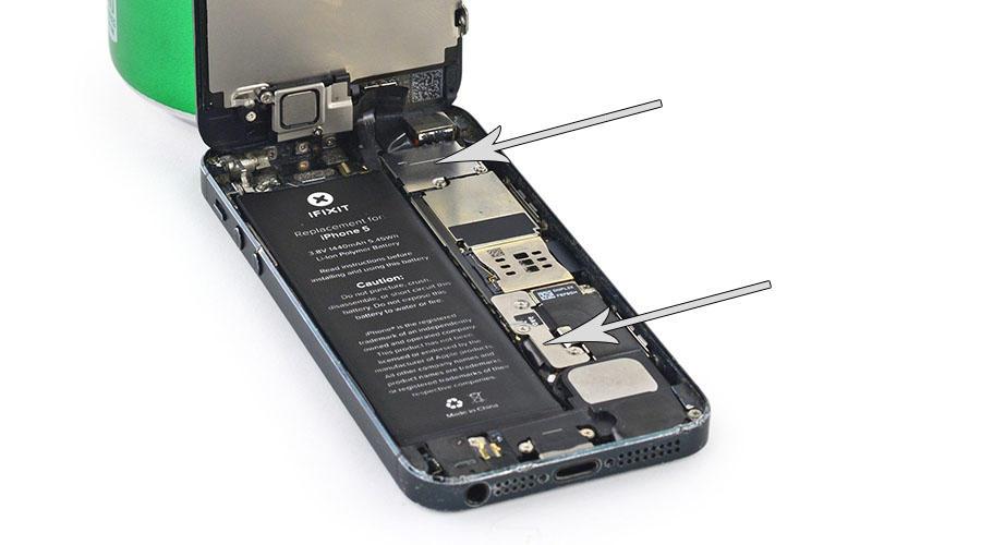باتری گوشی آیفون 5