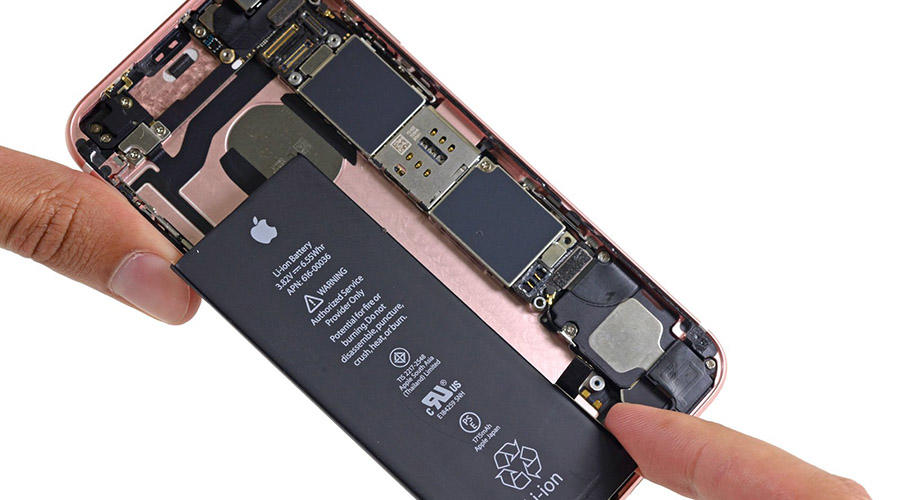 باتری اصل iPhone 6S