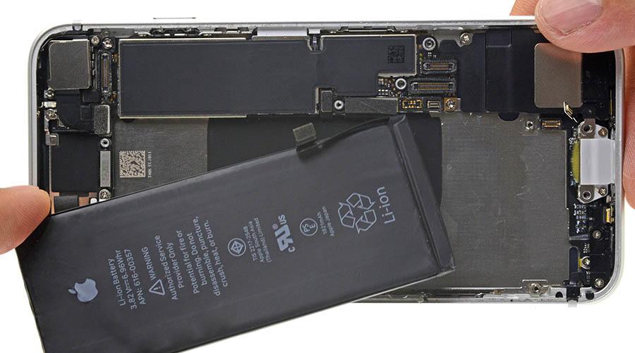 باتری گوشی iphone 8