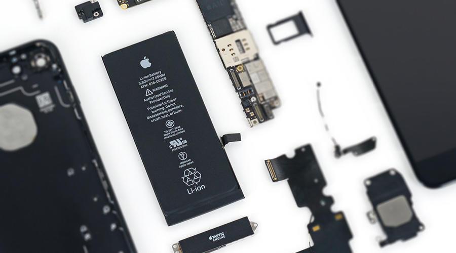 باتری iphone 7