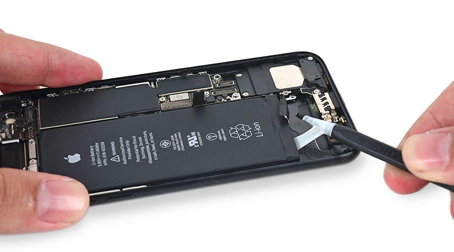 قیمت باتری گوشی آیفون 7
