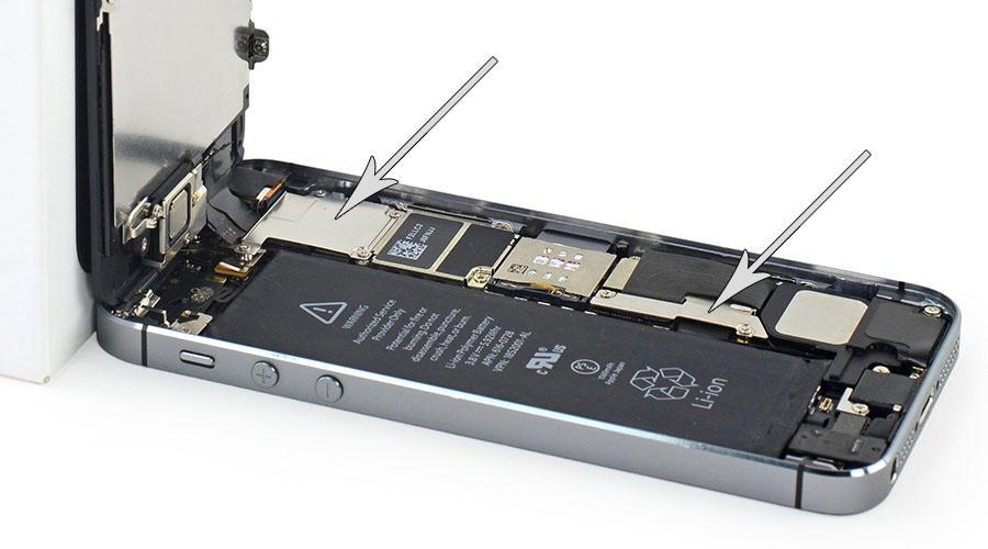باتری اصلی iphone se