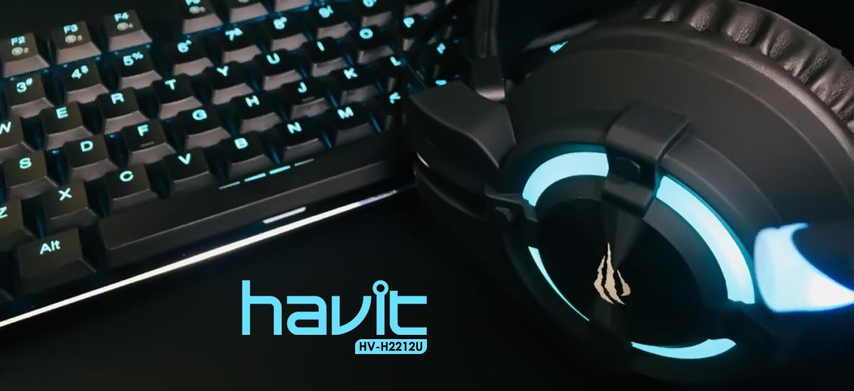 هدست گیمینگ هویت HV-H2212U