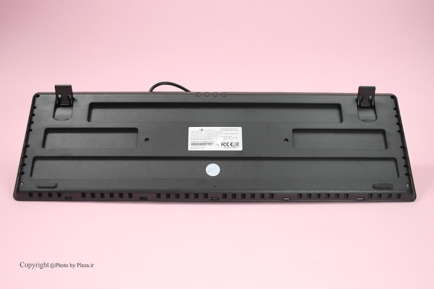 کیبورد جنیوس مدل SlimStar 130