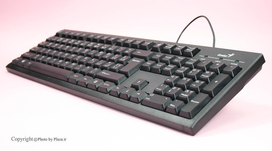 کیبورد جنیوس مدل KB100 Smart