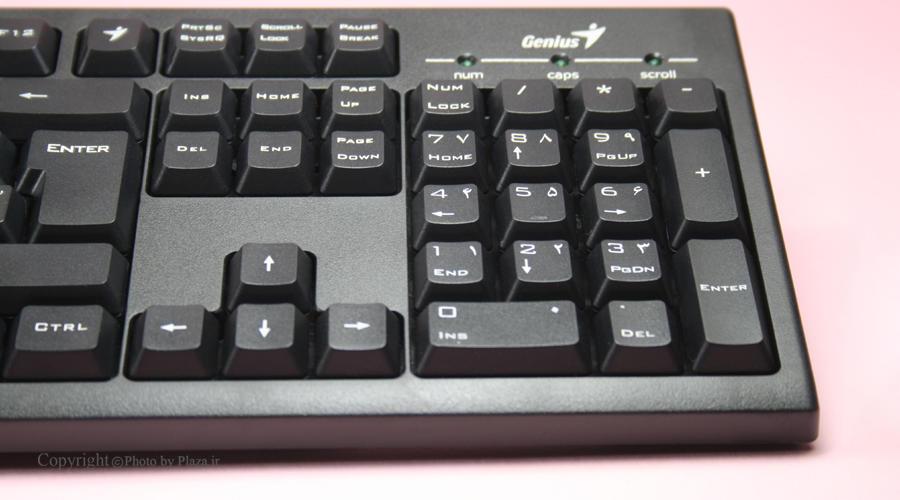 کیبورد جنیوس مدل KB-100 Smart