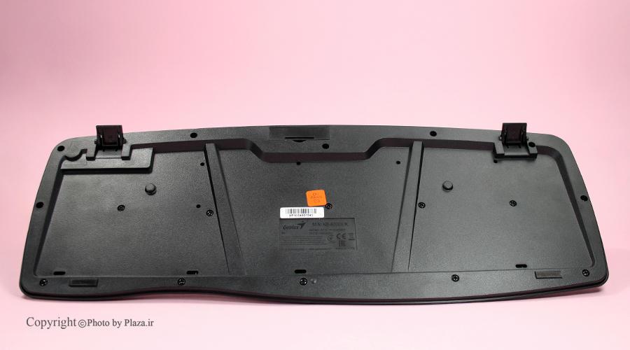 کیبورد و ماوس بی سیم جنیوس مدل KB-8000X