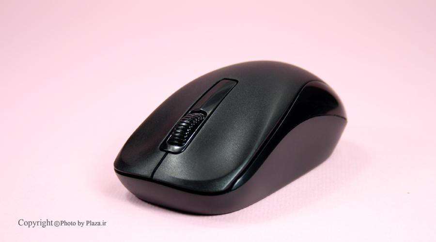 کیبورد و موس بی سیم جنیوس مدل SlimStar 8005