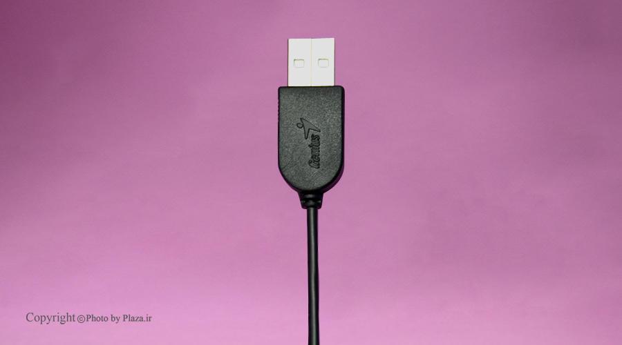 موس جنیوس مدل DX-120 با رابط USB