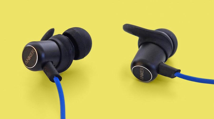 هدست بلوتوث انکر مدل SoundBuds Slim A3235
