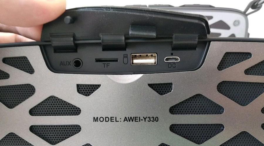 اسپیکر بی سیم آوی مدل Y330