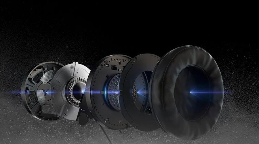 هدفون رپو مدل VH510