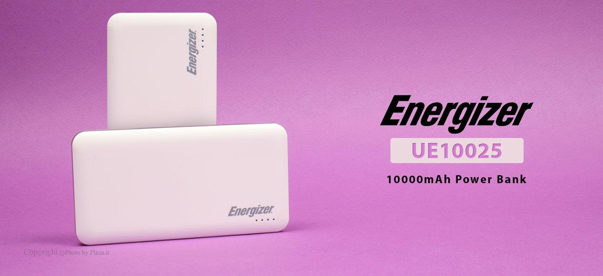 پاوربانک انرجایزر مدل UE10025