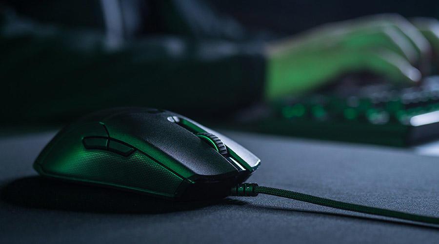موس مخصوص بازی ریزر مدل Viper