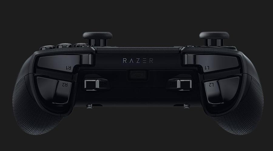 دسته بازی ریزر مدل Raiju TE