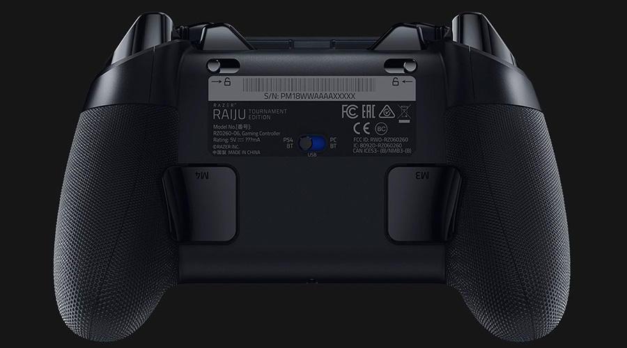 دسته بازی Raiju TE ریزر