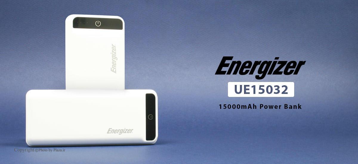 پاوربانک انرجایزر مدل UE15032
