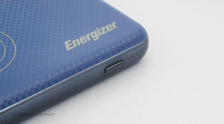پاور بانک بی سیم Energizer QE10004
