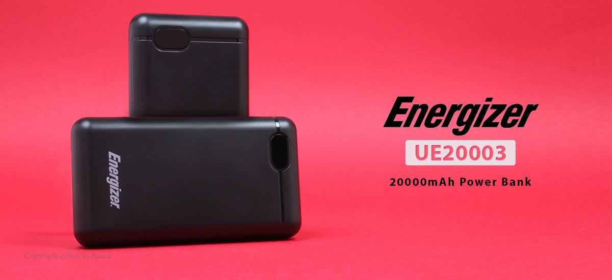پاوربانک انرجایزر مدل UE20003