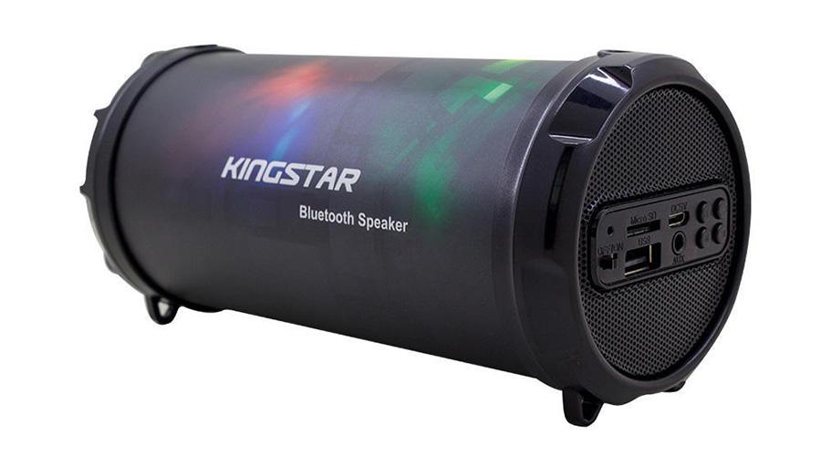 اسپیکر بلوتوث کینگ استار مدل KBS105